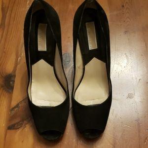 Michael Kors Suede Ladies Heels 9.5
